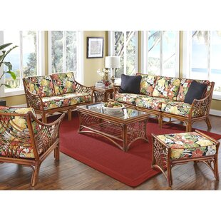 Compare Rainey 6 Piece Living Room Set by Bayou Breeze Reviews (2019) & Buyer's Guide