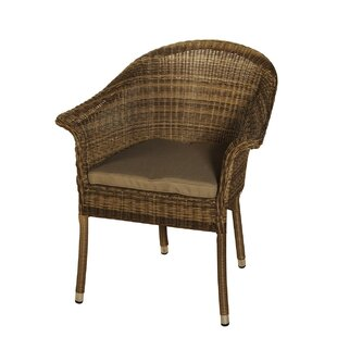 Óliver Stacking Garden Chair with Cushion by Lynton Garden