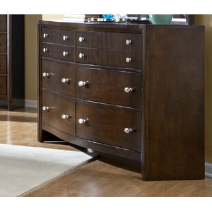 Dion 8 Drawer Double Dresser by Bloomsbury Market