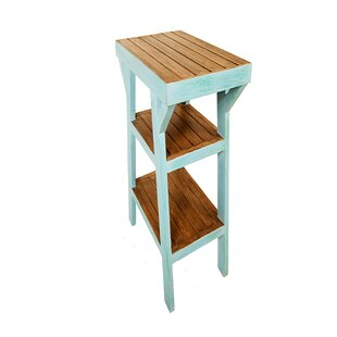Bargain Crossett End Table by Rosecliff Heights