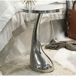 Curve Foot End Table by Modern Day Accents