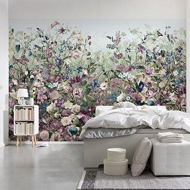 . Wilhelm Botanica Wall Mural