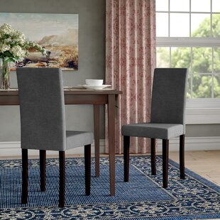 Read Reviews Defiance Padded Parsons Chair (Set of 2) by Winston Porter Reviews (2019) & Buyer's Guide