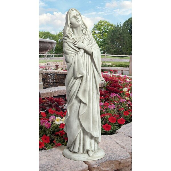 Blessed Mother Mary Statue Wayfair Ca