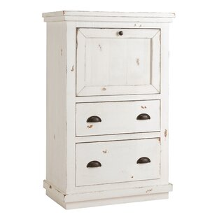 Winters Armoire Desk by Highland Dunes