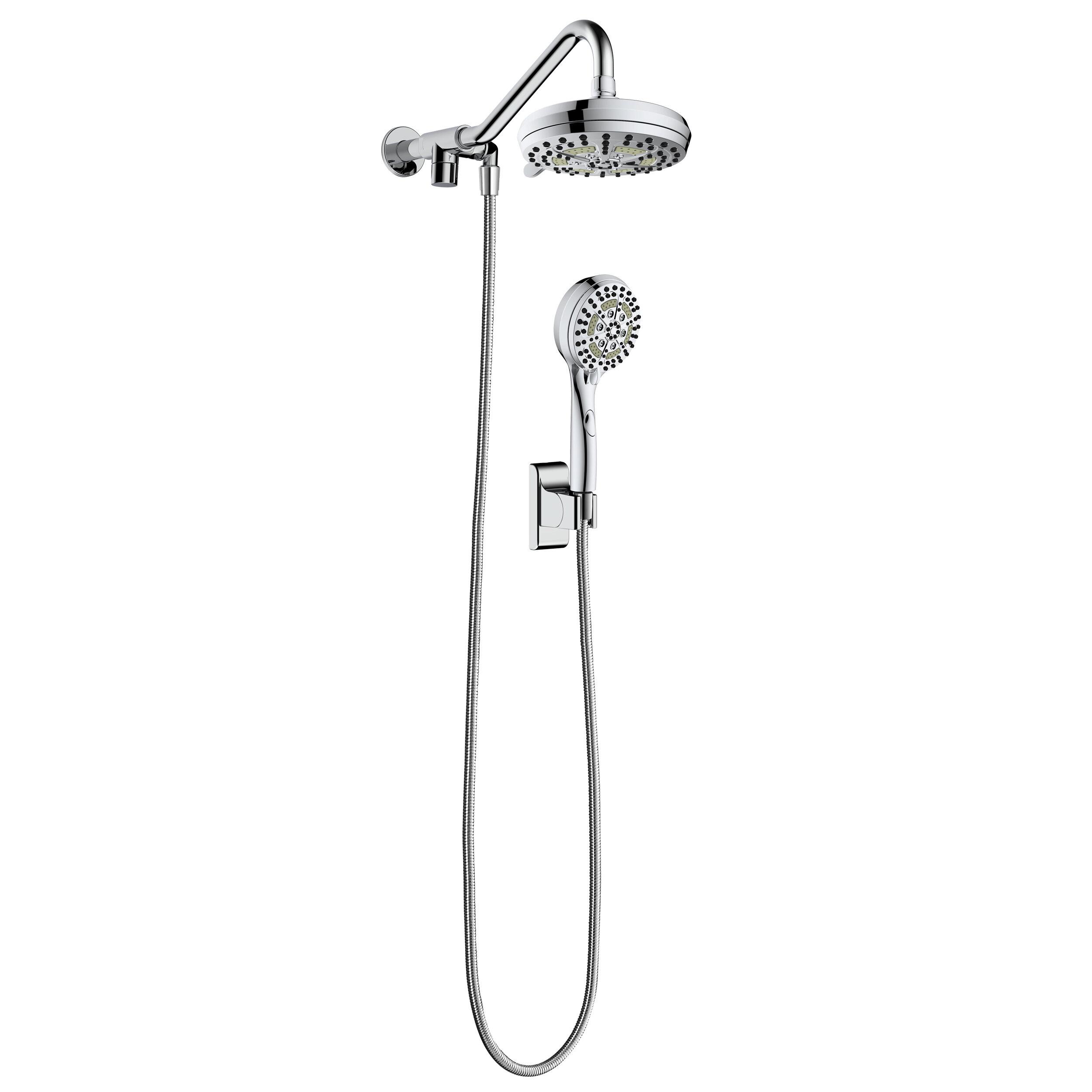 Pulse Shower Spas Oasis Rain Handheld Shower Head Reviews Wayfair