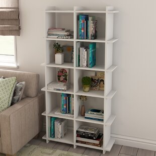 Angelica Library Bookcase by Turn on the Brights