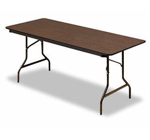 Price comparison 72 Rectangular Folding Table ByIceberg Enterprises