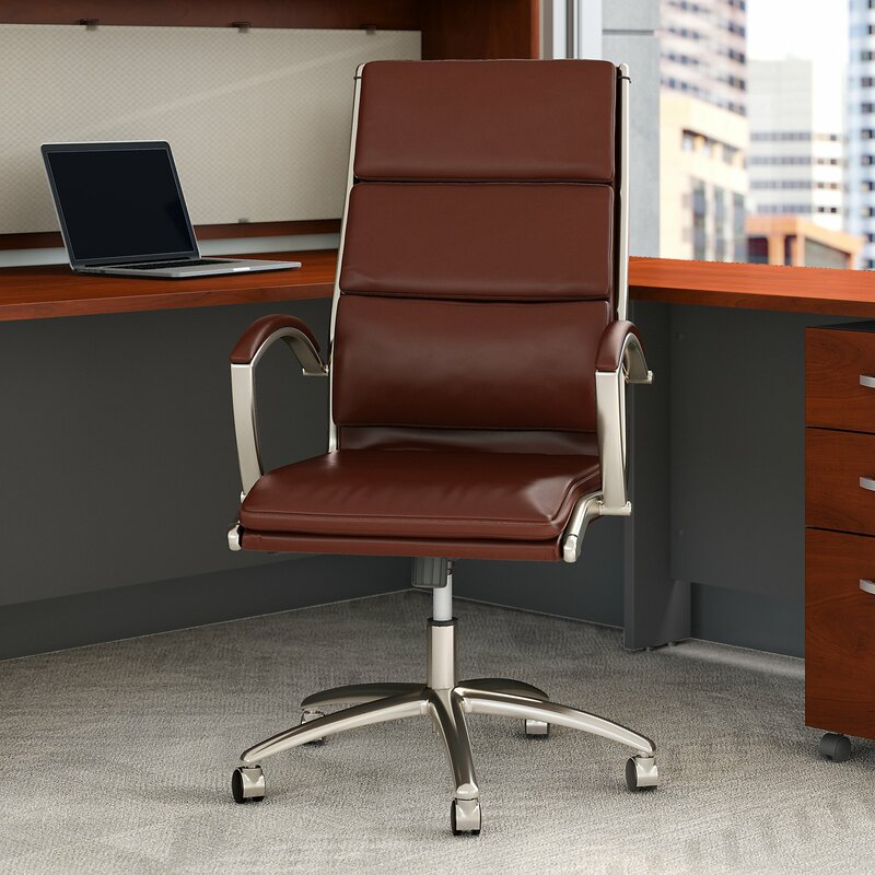 Bush Business Furniture Series C High Back Conference Chair Wayfair