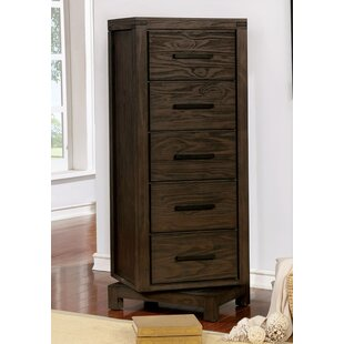 Serefina 5 Drawer Lingerie Chest/Semainier