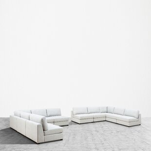 Tyrone Reversible Modular Sectional