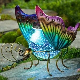 Delicieux Solar Globe Garden Art