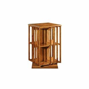 Alasdair Rotating Bookcase By Astoria Grand