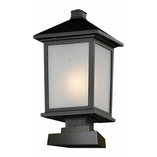 Top Reviews Stevens 1-Light Post Light By Andover Mills