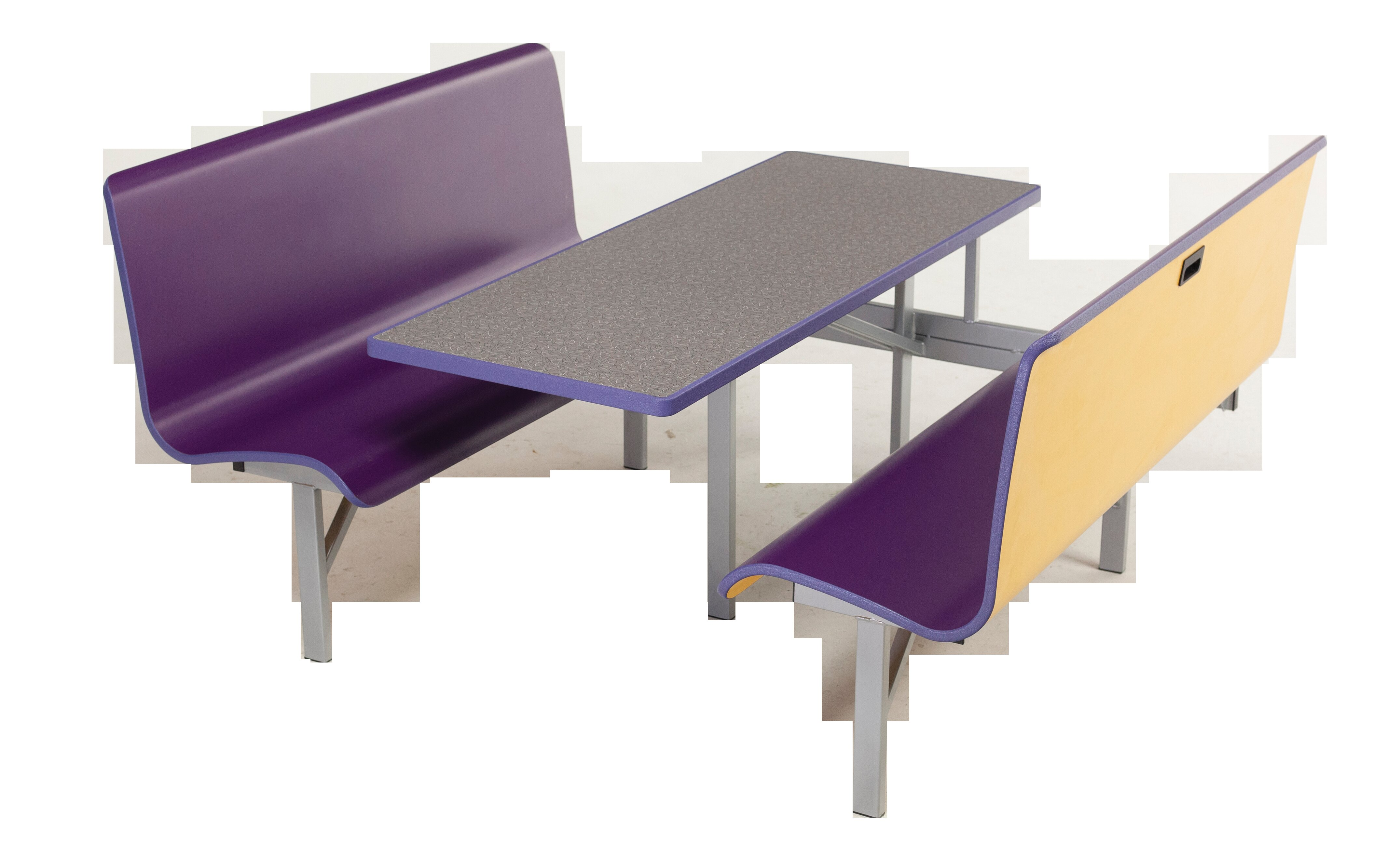 Strange Booth Seating Rectangular Cafeteria Table Machost Co Dining Chair Design Ideas Machostcouk