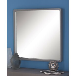 Compare & Buy Wood Wall Mirror ByCole & Grey