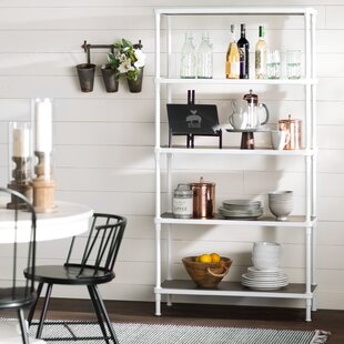 Neivial Standard Bookcase Gracie Oaks