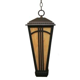Alcott Hill Petrey 2-Light Outdoor Hanging Lantern