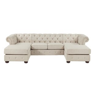 Affordable Brockway Chesterfield Sofa Chaise by Darby Home Co Reviews (2019) & Buyer's Guide
