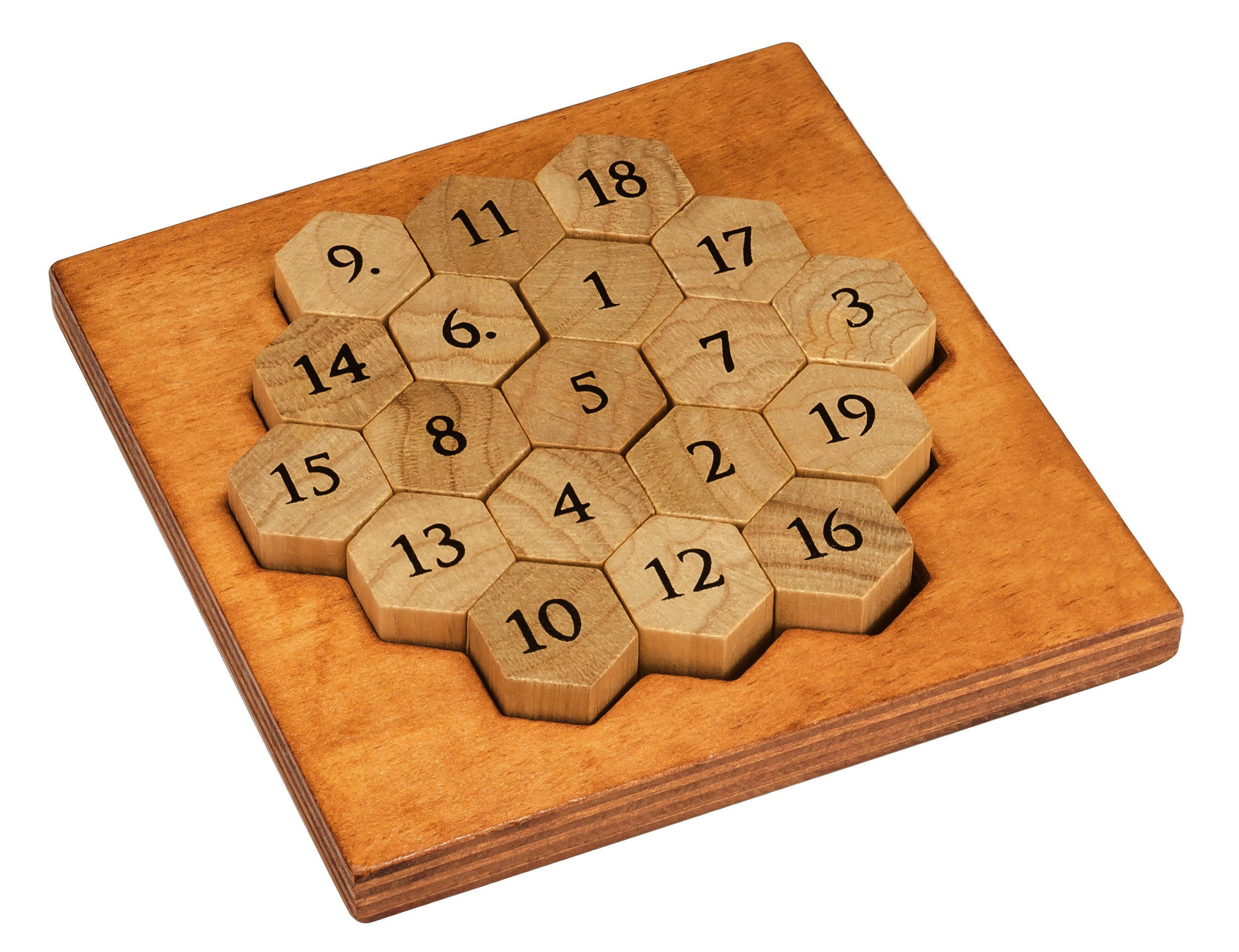 Professor Puzzle USA, Inc  Great Minds Aristotle's Number