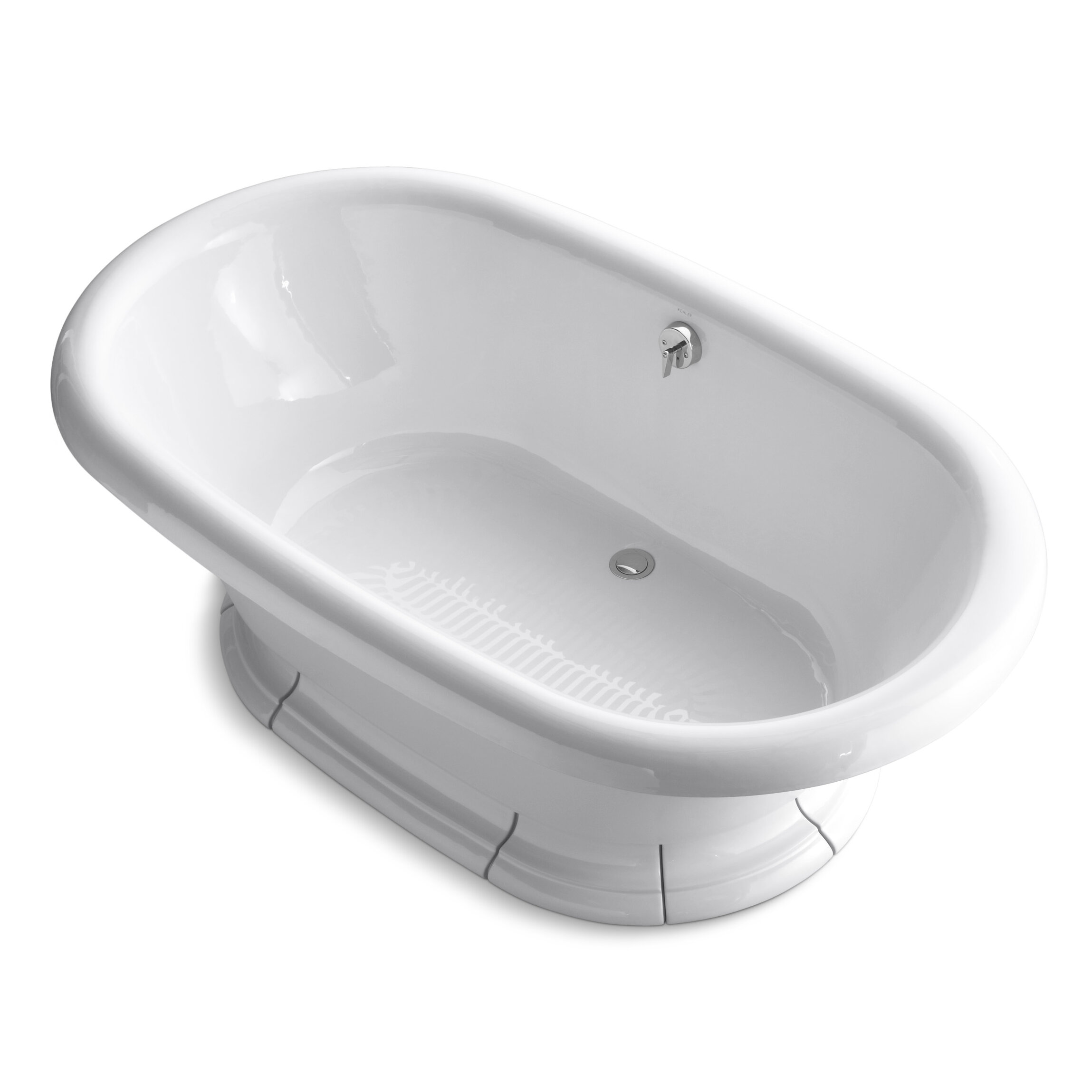 Kohler Vintage 72 X 42 Soaking Bathtub Wayfair