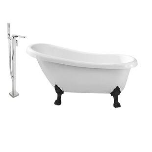 48 X 48 Corner Tub Wayfair