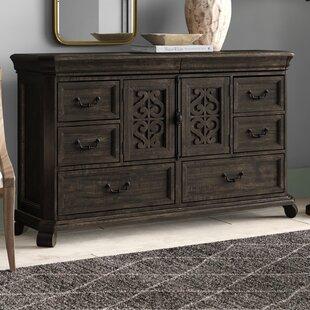 Affordable Ellenton 8 Drawer Combo Dresser by Greyleigh
