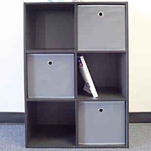 Huertas Cube Unit Bookcase by Symple Stuff Bargain
