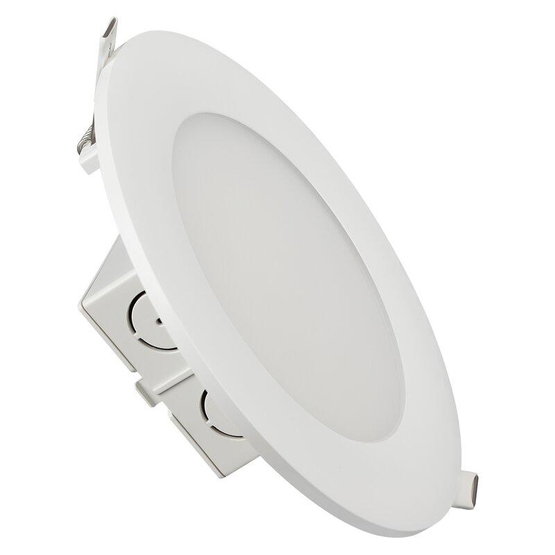 Torchstar 6 Led Slim Profile Recessed Lighting Kit Wayfair