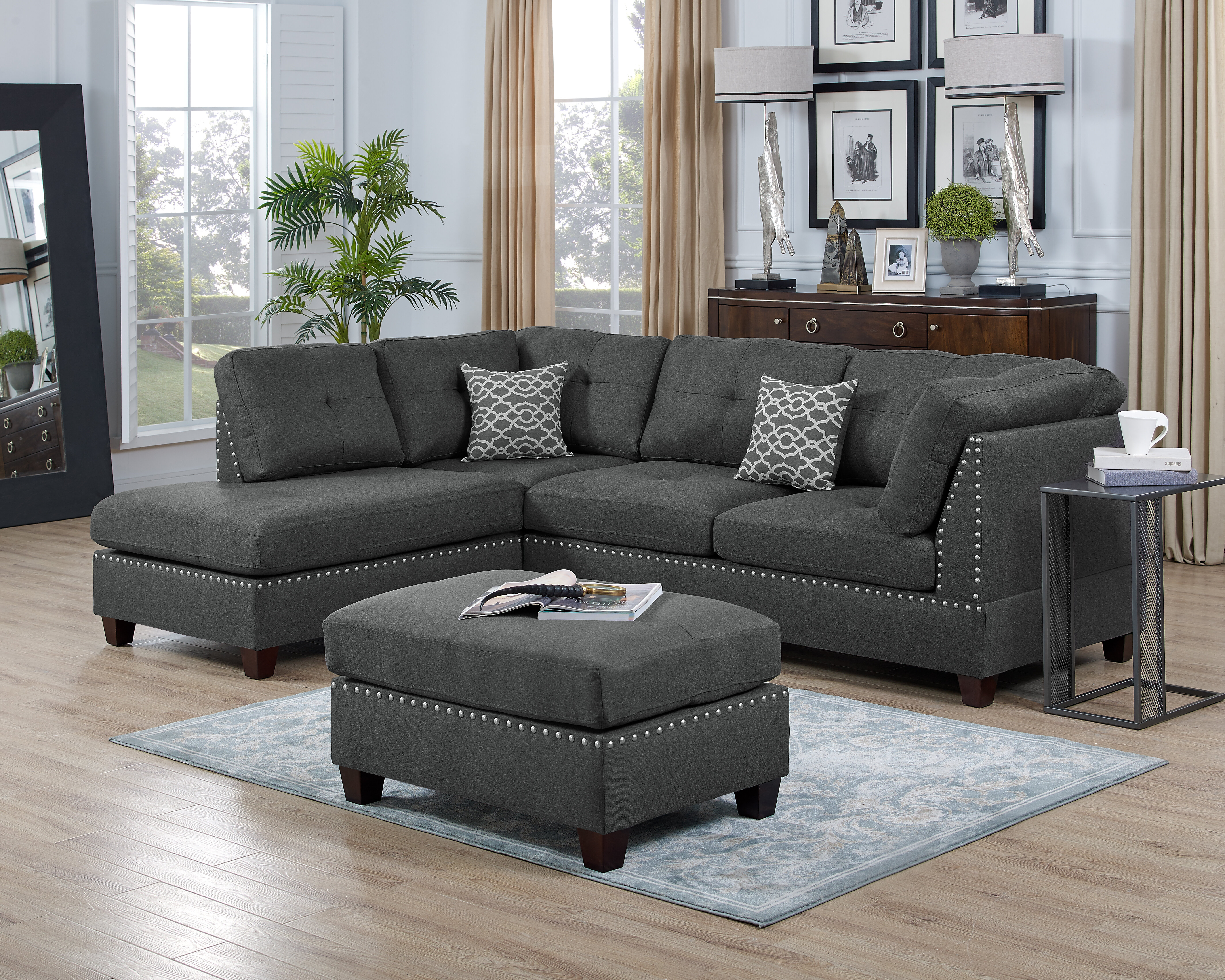 Sectionals, Sectional Sofas & Couches You'll Love in 2021 | Wayfair
