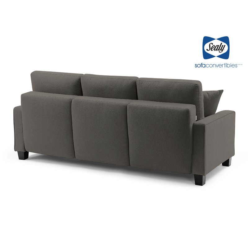 Myers Convertible Square Arm Sofa