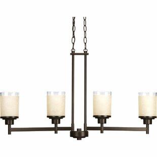 Ebern Designs Nash 4 Light Chandelier