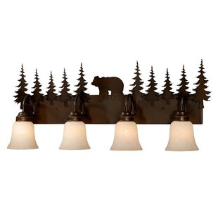 Loon Peak Jensen 4-Light Vanity Light