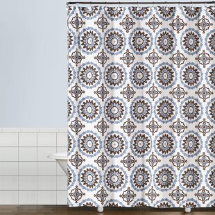 Suzette Cotton Shower Curtain