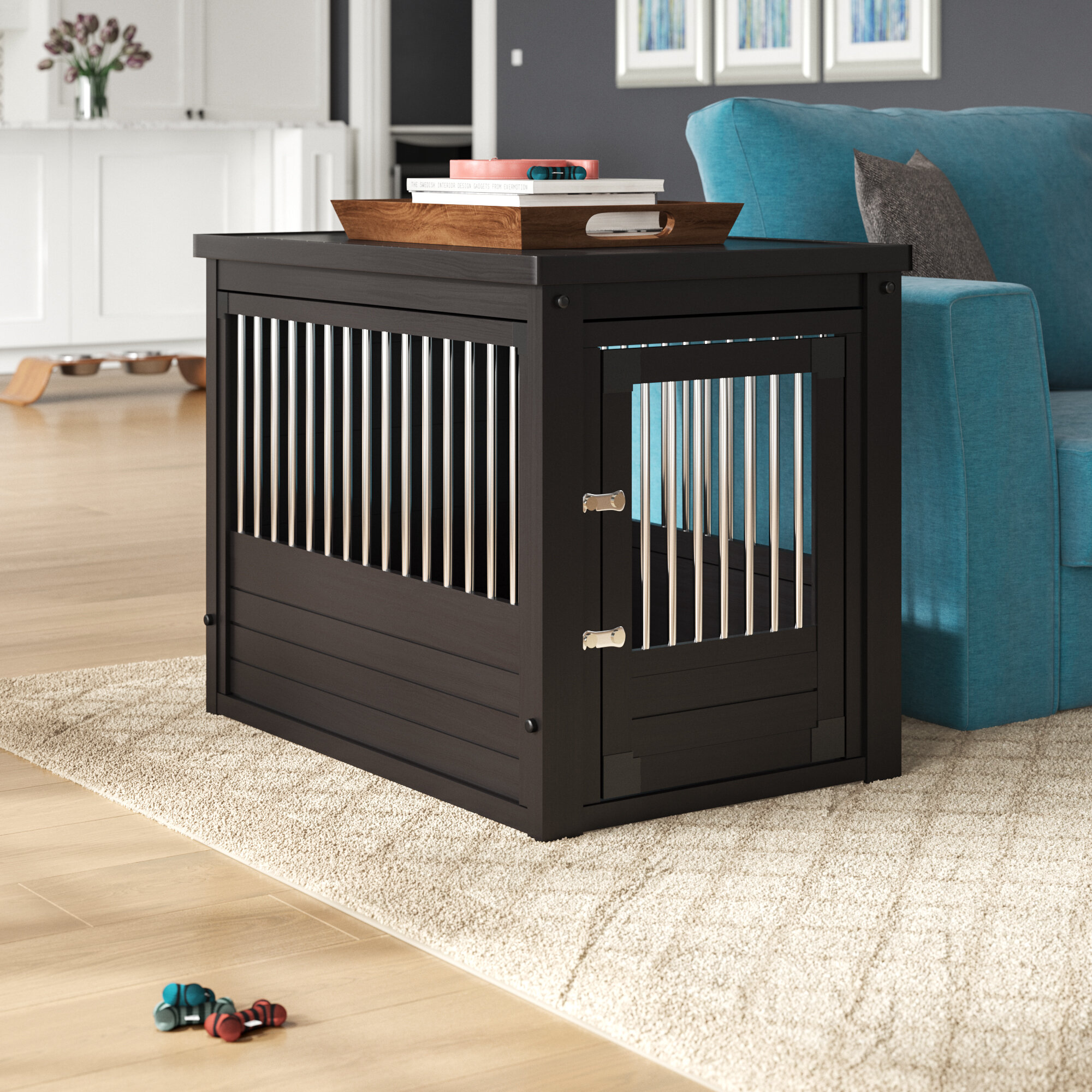Enjoyable Ginny Pet Crate Interior Design Ideas Grebswwsoteloinfo