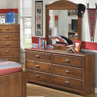 Buying Myrna 6 Drawer Double Dresser with Mirror by Viv + Rae Reviews (2019) & Buyer's Guide