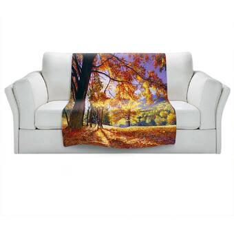 Wrought Studio Yosemite Soft Sherpa Blanket Wayfair