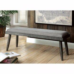 Charli Mid-Century Modern Bench by Corrigan Studio