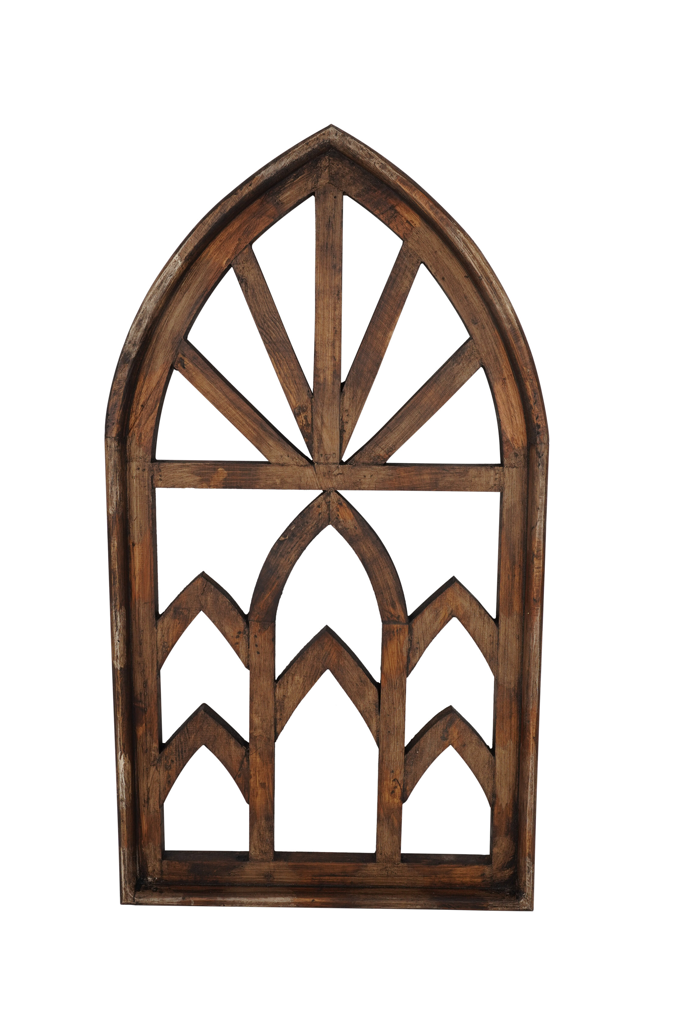 Ophelia Co Rustic Architectural Window Wall Decor Reviews Wayfair
