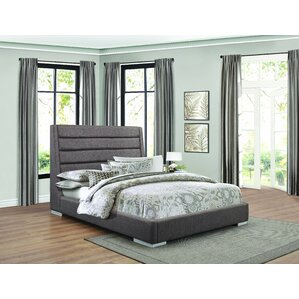 Carolyn Upholstered Platform Bed by Latitude Run