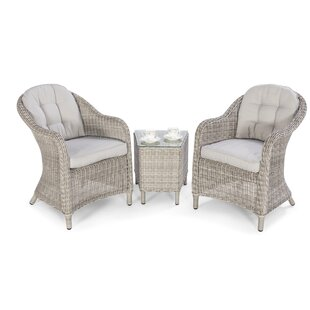 Blais 2 Seater Conversation Set With Cushion By Sol 72 Outdoor