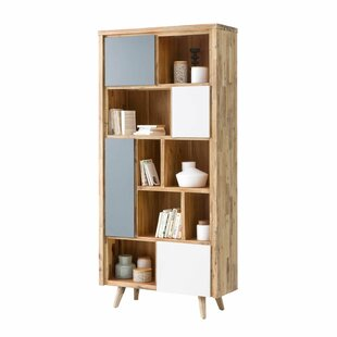 Terrance Bookcase By Bloomsbury Market