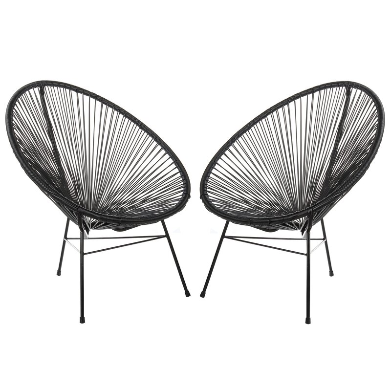 Acapulco Papasan Chair