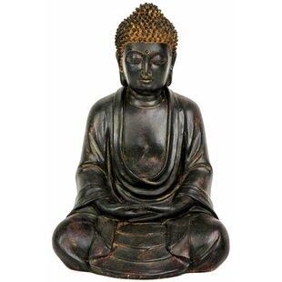 Ochoa Sitting Buddha Garden Statue