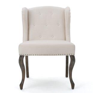 Soan Wingback Chair