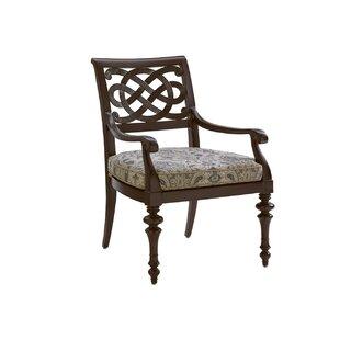 Royal Kahala Patio Dining Chair with Cushion