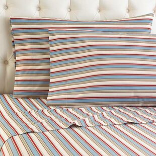 Alcott Hill Yokota Flannel Sheet Set