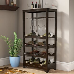 Barstaple 16 Bottle Floor Wine Rack by Ch..