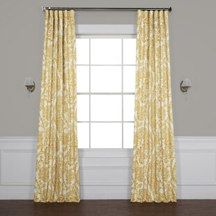 Yellow & Gold Curtains & Ds | Joss & Main on