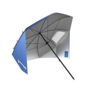 Sun Shelter 7.1' Beach Umbrella by wakeman
